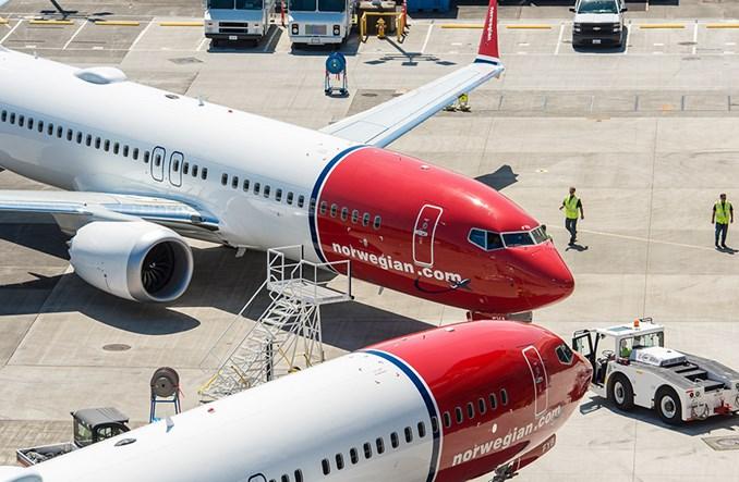 Norwegian rezygnuje ze slotów na Heathrow
