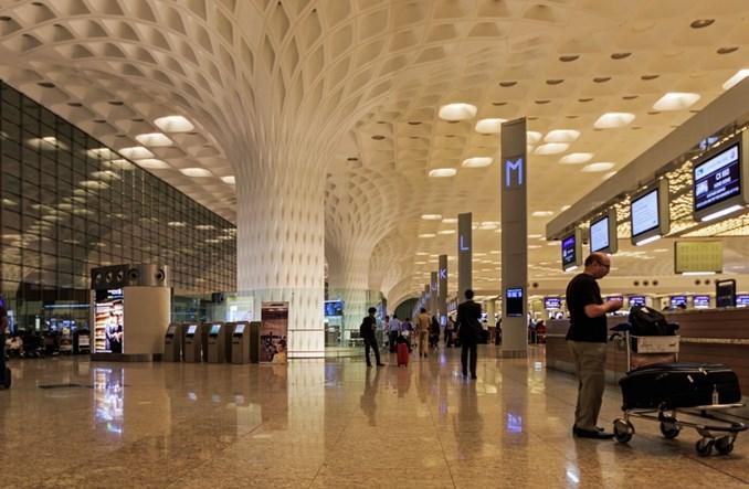 Lotniska w Indiach nie nadążają za rosnącą liczbą pasażerów