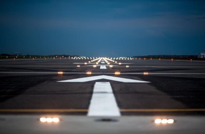 Ukraińskie lotnisko z finansowaniem dla budowy drogi startowej