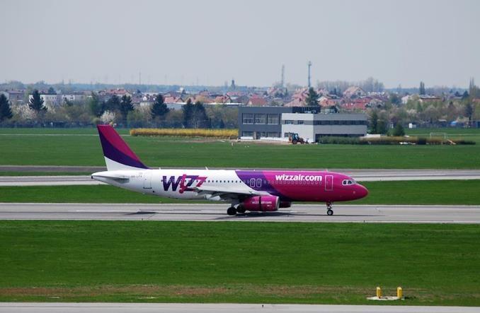 Wizz Air: Linie z Europy Środkowo-Wschodniej nie radzą sobie szczególnie dobrze