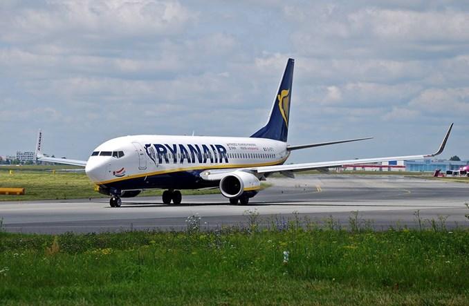 130 mln pasażerów Ryanaira. Przewoźnik zarobił 1,45 mld dolarów