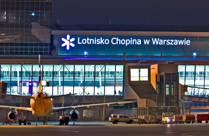 Lotnisko Chopina ustanawia kolejne rekordy