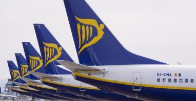 Ryanair zawiera porozumienie z większością włoskich związków personelu pokładowego