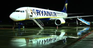 Ryanair z grzywną w wysokości 1,85 mln euro