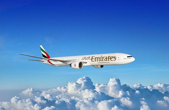 Emirates będzie latać ze Stansted