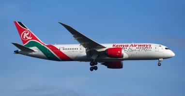Były prezes PKP Intercity pracuje w Kenya Airways