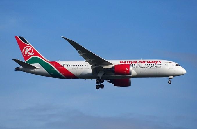 Kenya Airways z 20 proc. wzrostem. Mikosz: Jest jeszcze miejsce do poprawy