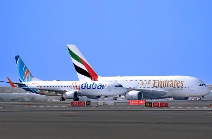 Pół roku owocnej współpracy linii Emirates i flydubai