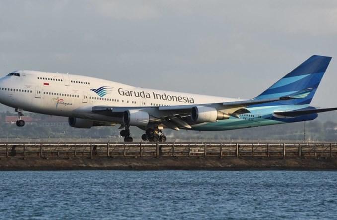 Garuda Indonesia też rezygnuje z Jumbo Jeta