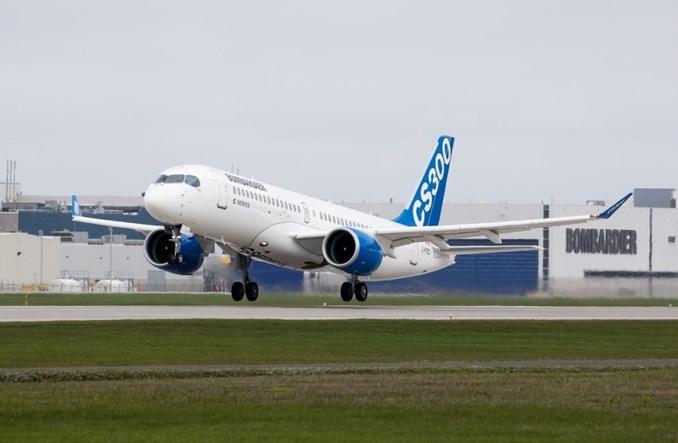 Airbus przejmuje większość udziałów CSeries Bombardiera