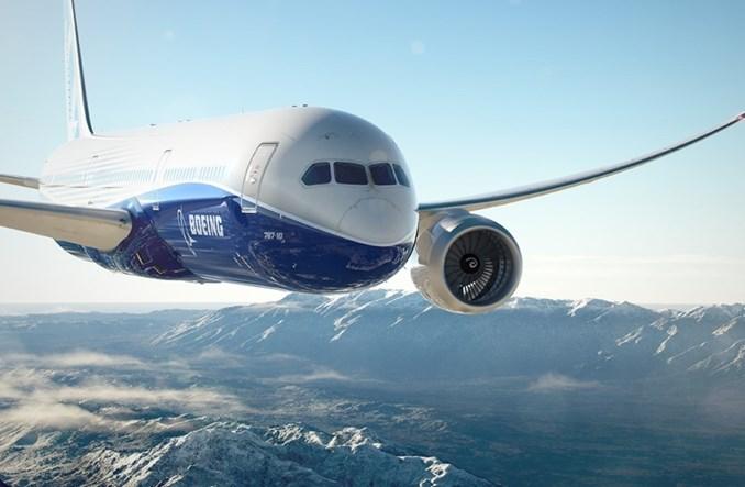 Skrzydła Dreamlinera połączyły Mitsubishi i Boeinga