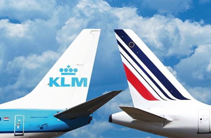Z Wrocławia do Paryża poleciał pierwszy samolot Air France