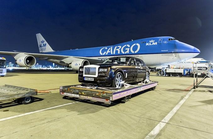 IATA: 9-proc. wzrost przewozów cargo w 2017 roku