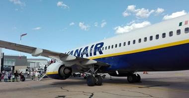 Komorek (Ryanair): To Ryanair jest narodowym przewoźnikiem w Polsce, nie PLL LOT