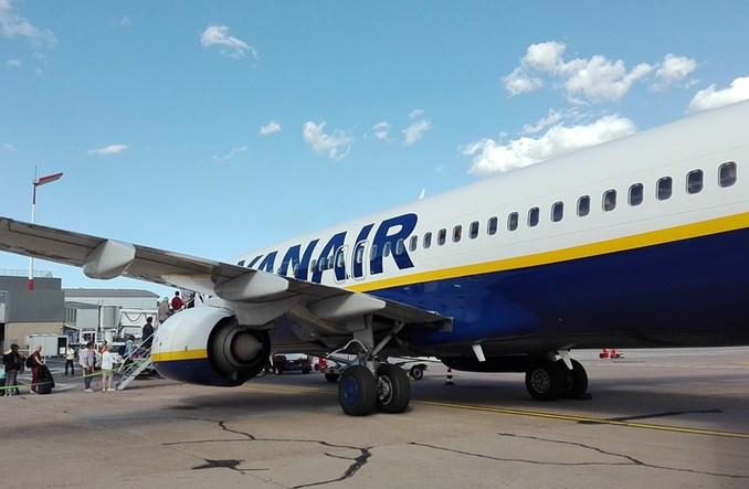 Ryanair zatrudni w Polsce 200 członków załóg pokładowych