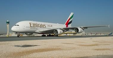 Emirates finalizuje zamówienie na superjumbo