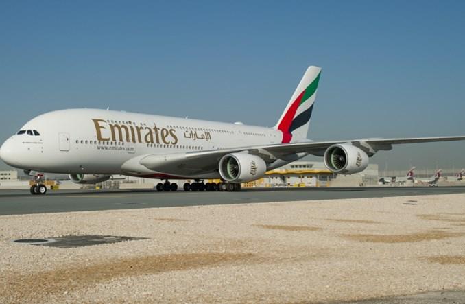 39 tys. podróży dookoła świata. 10 lat A380 we flocie Emirates