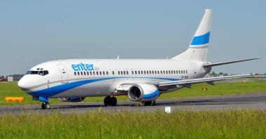 Enter Air: Kolejny Boeing 737-800 w leasingu finansowym