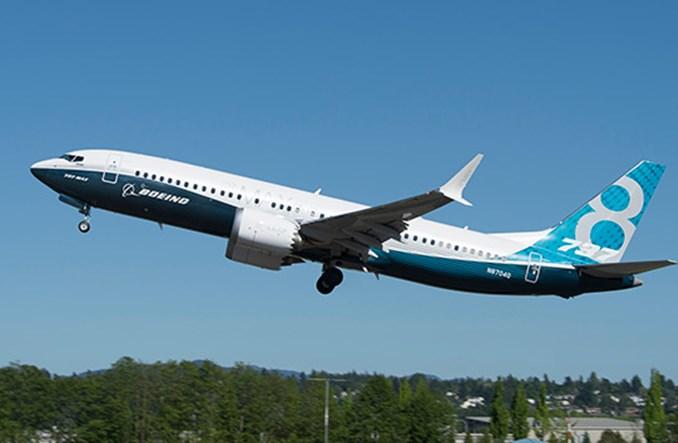 Boeing aktualizuje wadliwe oprogramowanie 737 MAX i stara się o zgodę na loty