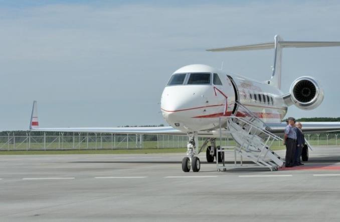 Pierwszy samolot dla VIP-ów wkrótce na Okęciu