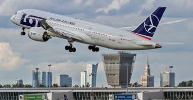 Lotnisko Chopina: Prawie 2 miliony pasażerów w lipcu