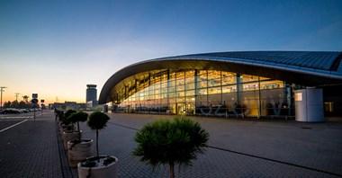 Nowa droga do rzeszowskiego lotniska otwarta