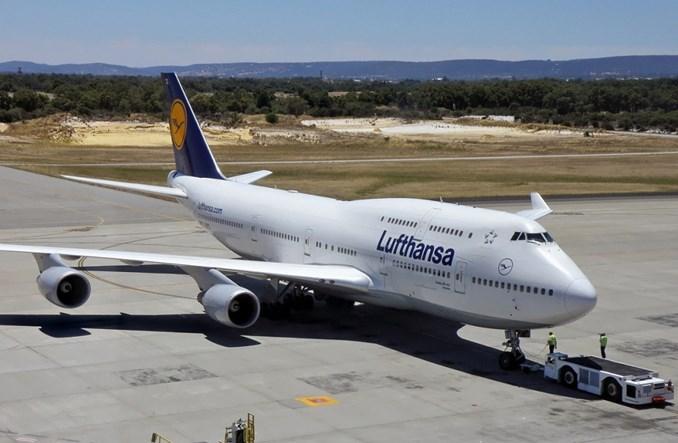 Lufthansa: 747-400 będzie latać na trasie Frankfurt – Berlin