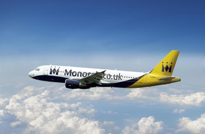 Monarch Airlines ma prawo sprzedać swoje sloty