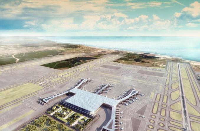 DHL wśród czołowych inwestorów na trzecim lotnisku w Stambule