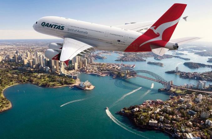 Z Paryża do Australii. Air France i Qantas ponownie z umową code-share