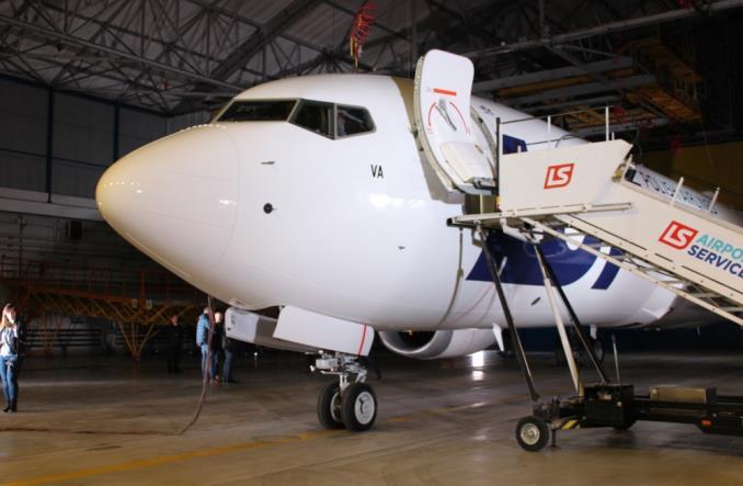 Boeing 737 MAX 8: Nowe dziecko LOT-u (ZDJĘCIA)