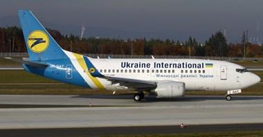 Ukraiński narodowy przewoźnik UIA rozbudowuje flotę