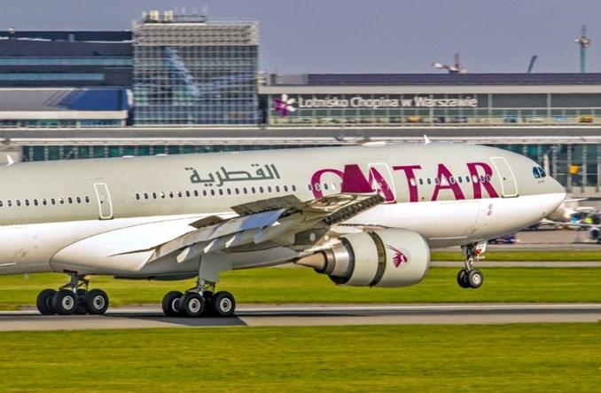 Qatar Airways ze stratami za ostatnie 12 miesięcy