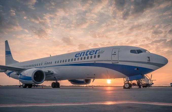 Enter Air utrzymuje pozycję lidera. W tym roku przewiduje 10-proc. wzrost