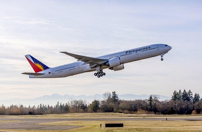 Philippine Airlines odbierają dziesiątego Boeinga 777-300ER