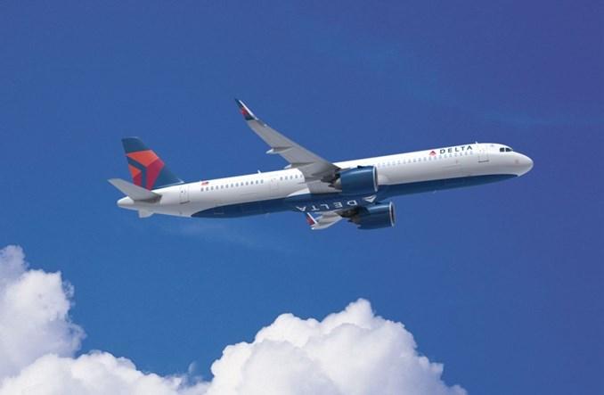 200 Airbusów trafi do Delta Air Llines