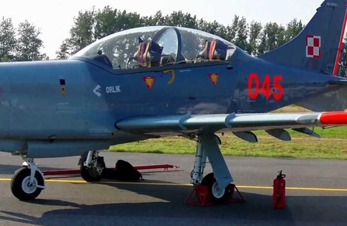 PZL Warszawa-Okęcie zmodernizuje samoloty dla Polskich Sił Powietrznych Orlik TC-I