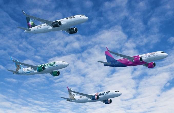 Indigo Partners finalizuje transakcję. Prawie 50 mld dolarów za 430 Airbusów
