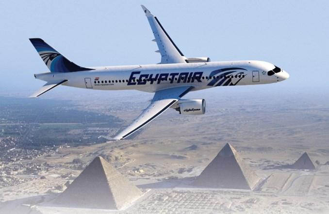 EgyptAir potwierdzają zamówienie na 24 Bombardiery CS300