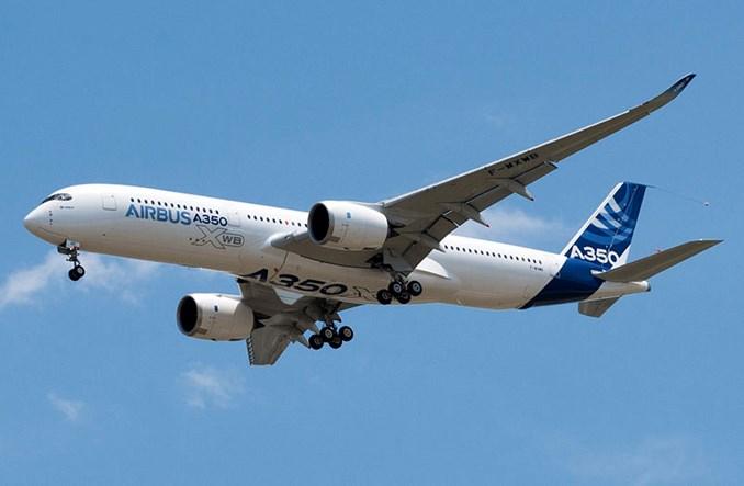 Turkish Airlines zamawiają A350 XWB
