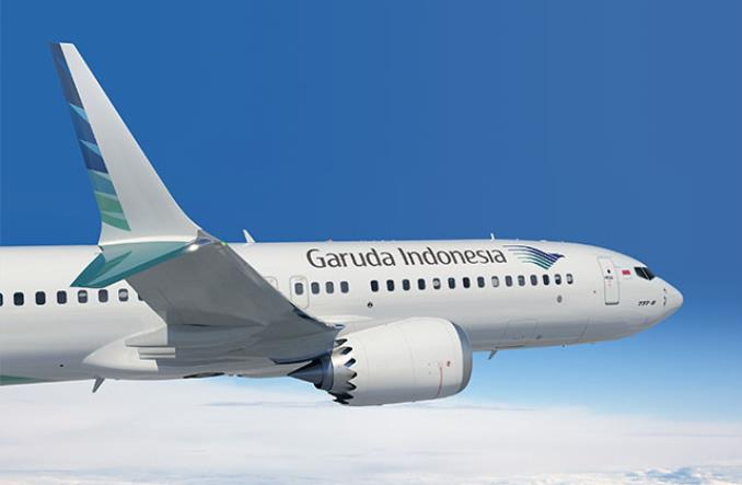 Garuda Indonesia: Najpierw Airbusy, potem MAX-y