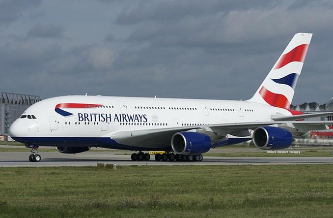 British Airways ograniczają rejsy do Azji, Afryki i Australii. Bez A380 do Singapuru