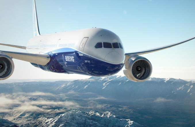 Największy Dreamliner może przewozić pasażerów