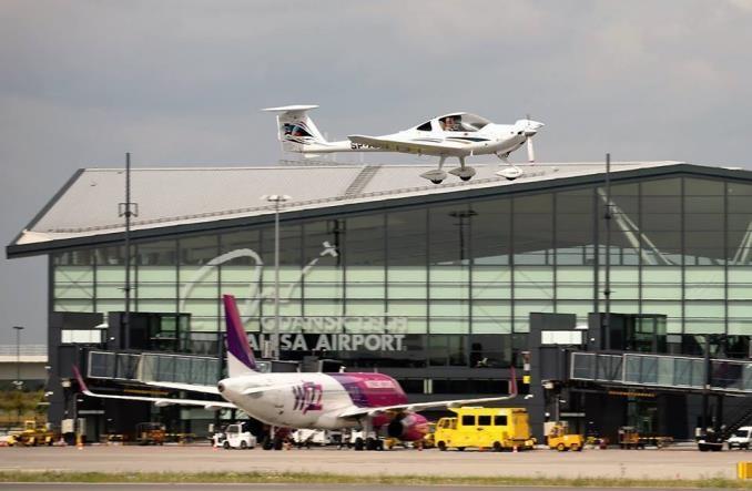 Gdańsk: Nowy parking lotniska już otwarty