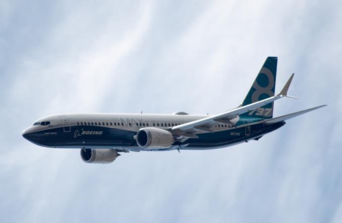 Grupa TUI odbiera pierwszego Boeinga 737 MAX 8