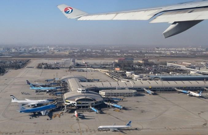 Lotnisko w Pekinie na drodze do prześcignięcia portu w Atlancie
