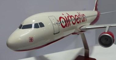 Upadłe linie Air Berlin wyprzedają swój majątek. Na aukcji fotele samolotowe i czekoladki