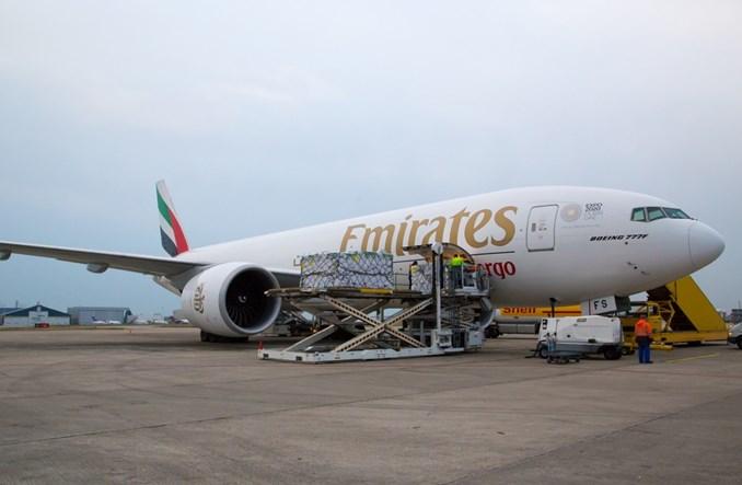 Emirates SkyCargo otwierają połączenia towarowe do Maastricht