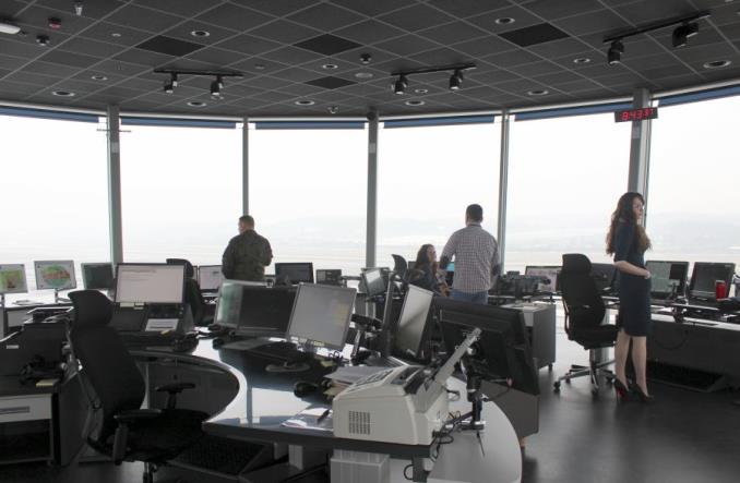 Tak prezentuje się nowa wieża kontroli lotów w Kraków Airport (ZDJĘCIA)