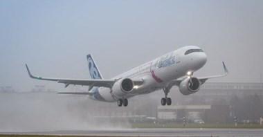 Pierwszy transatlantycki lot A321LR